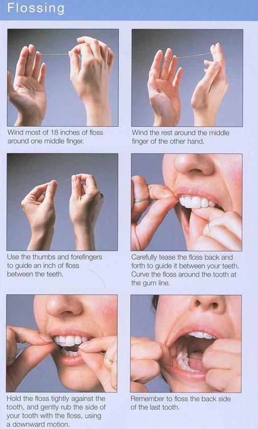 Good Oral Hygiene 7