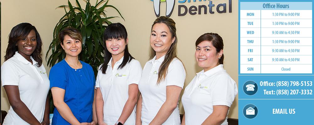Homeslide-Smile-Dental-Staff